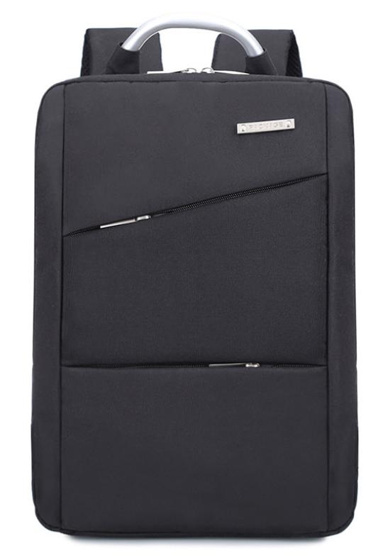 Рюкзак городской Package для ноутбука черный