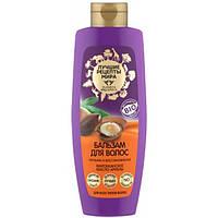 """Бальзам для волос """"Марокканское масло Арганы""""  Planeta Organica Лучшие Рецепты Мира, 350 мл"""