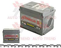 Аккумулятор 60Ah 12V EN600 Premium R+ (пр-во A-MEGA) по предоплате