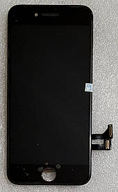 Модуль (сенсор + дисплей) для Apple Iphone 8 чорний