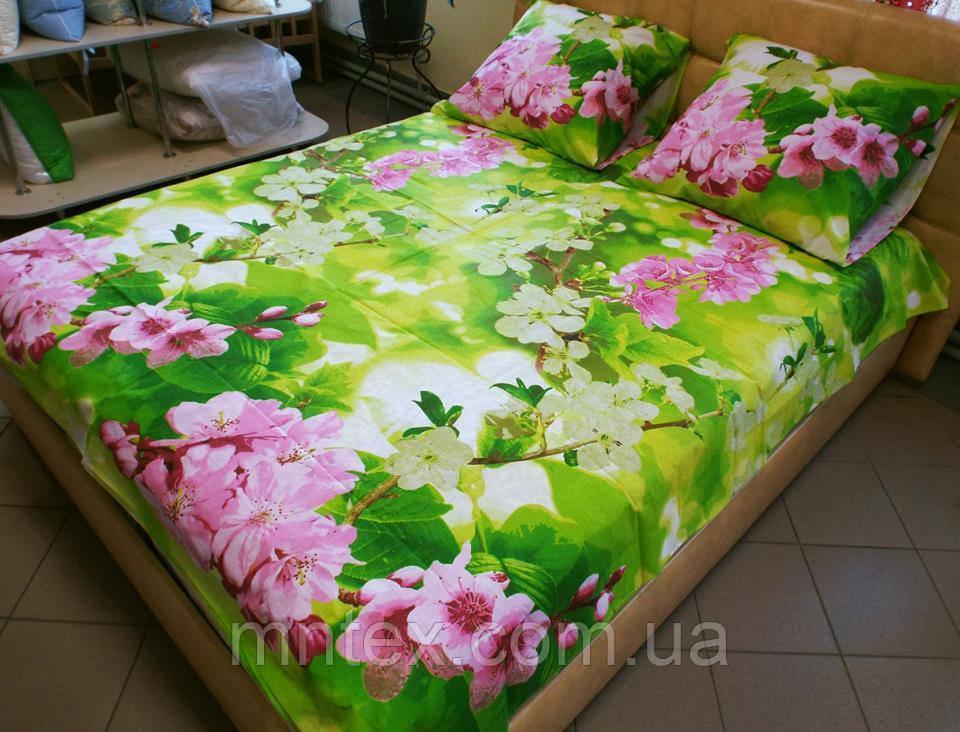 Комплект постельного белья бязь Голд Весна