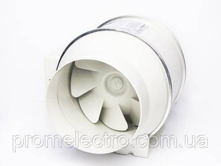 Канальный осевой вентилятор (пластик) BAHCIVAN BMFX 200, фото 2
