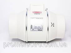 Канальный осевой вентилятор (пластик) BAHCIVAN BMFX 200, фото 3