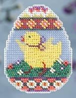 Набор для вышивки Chick Egg Mill Hill