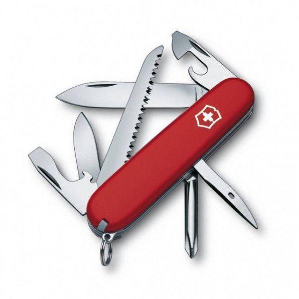 Ніж Victorinox Hiker Red 1.4613