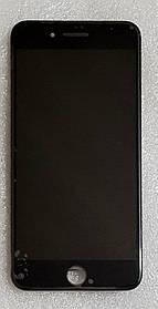Модуль (сенсор + дисплей) для Apple Iphone 8 Plus чорний