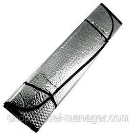 Солнцезащитная шторка для авто 60 х 130 см (45276)
