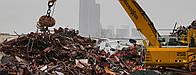 Украина: Экспорт-импорт лома черных металлов в январе-октябре 2018 года