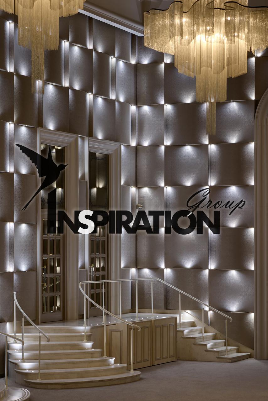 Стеновые панели для больших залов