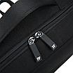 Рюкзак городской HF для ноутбука серый, фото 4