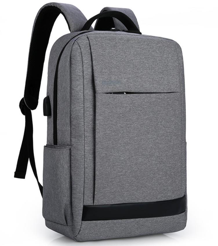 Рюкзак городской HF для ноутбука серый