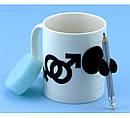 Кружка Органайзер, 4 вида ( memo mug ), фото 4