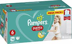 Детские подгузники-трусики Pampers  (16+ кг) Мега Упаковка 88