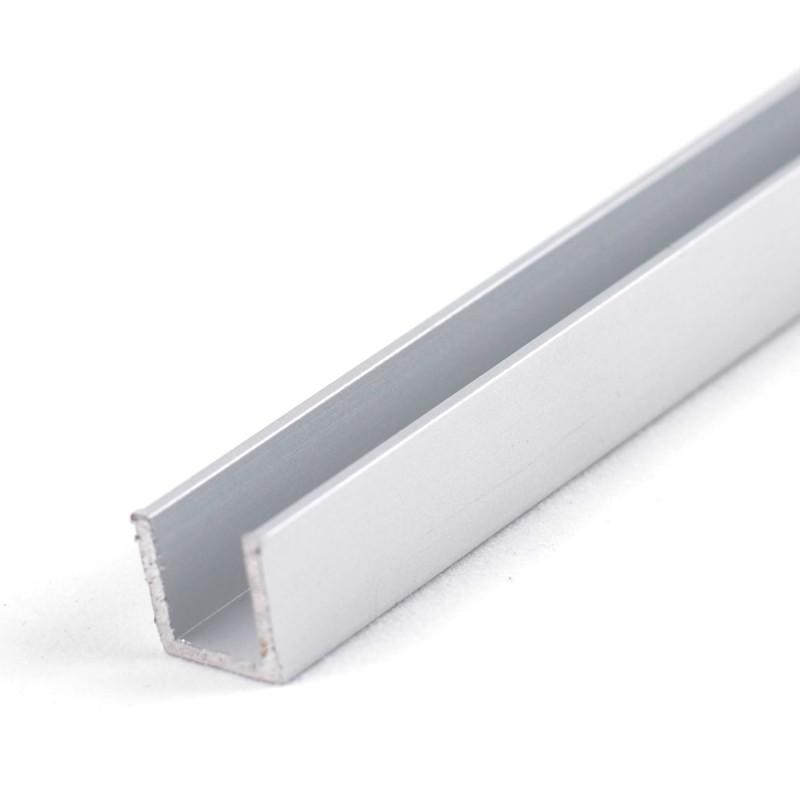 Профиль Алюминиевый без покрытия для крепления LED неона