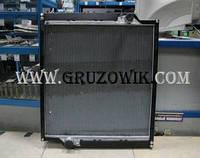 Радиатор основной Howo (WG9725530011A)