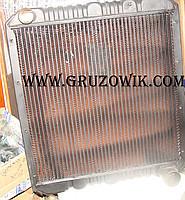 Радиатор охлаждения основной алюминиевый DF30 Dong Feng 1044