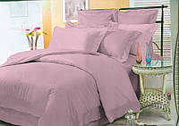 Элитное постельное белье страйп-сатин Пудровая нежность
