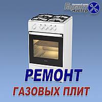 Ремонт газовых плит-духовок