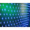 Новогодняя светодиодная гирлянда 180 диодов сетка, фото 3