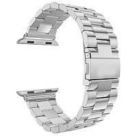 Металлический ремешок Primo Steel для часов Apple Watch 42mm / 44mm - Silver