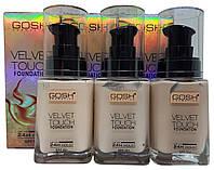 Тональный крем GOSH Velvet Touch 34ml 401
