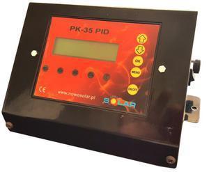 Автоматика для твердотопливных котлов Nowosolar PK-35 PID