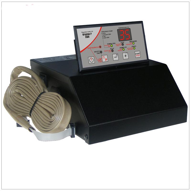 Автоматика для твердотопливных котлов Prond Krypton P CWU