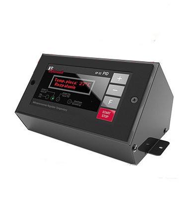 Автоматика для твердотопливных котлов KG Elektronik SP-32 PID (без датчика дымовых газов)