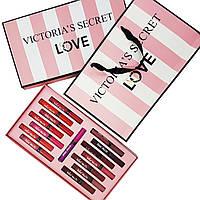 Набор жидких помад Victoria`s Secret