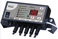 Автоматика для твердотопливных котлов Prond Proton 405