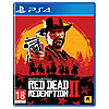 Игра для PS4 Red Dead Redemption 2 PS4