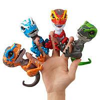 WowWee Fingerlings Интерактивный ручной динозавр T-Rex в ассортименте, фото 1