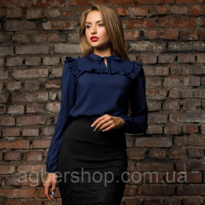 Блуза шифоновая (Арт. 1888)
