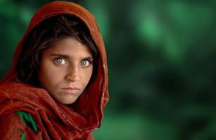 Люди сзелёными глазами:что с ними не так