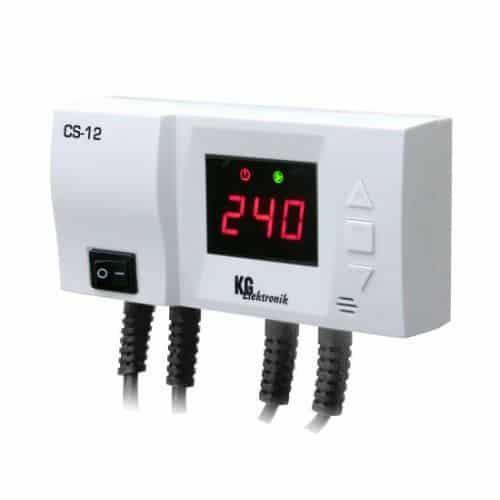 Автоматика для насосів опалення KG Elektronik CS-12