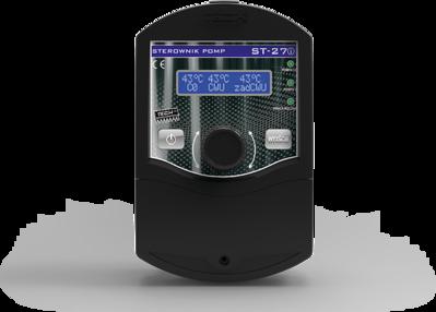 Автоматика для насосов отопления Tech ST-27i
