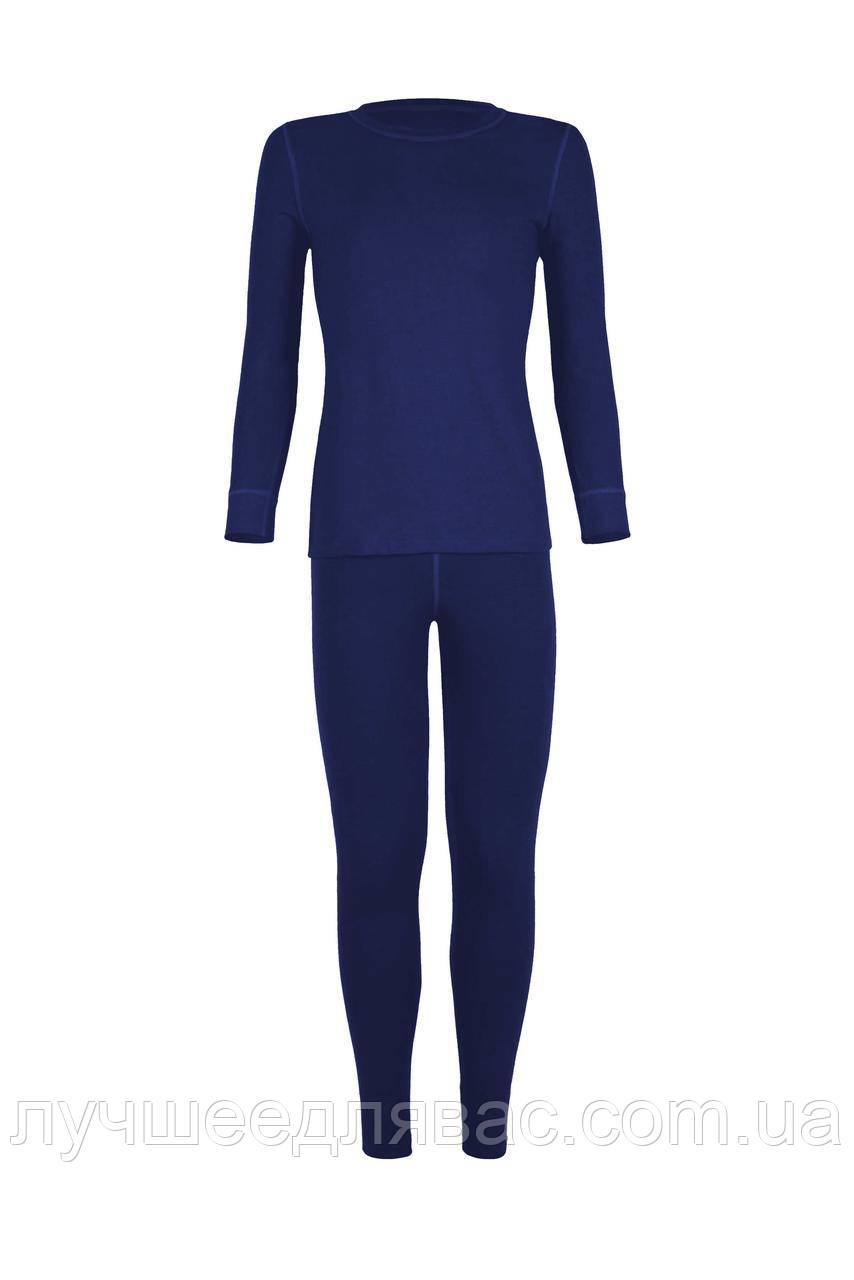 Комплект для девочки синего цвета 30-36 размера, фото 1