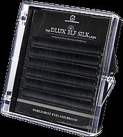 """Ресницы """"DLUX Professional"""" PREMIUM SILK LASH (мини-миксы) 4-5-6 мм С 0.07"""