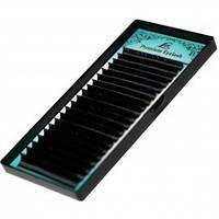 Ресницы LEX черные (C 0,10), отдельные длины от 7-13 мм