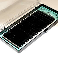 Ресницы LEX черные (CC 0,10) микс