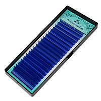 Ресницы LEX синие (C 0.07 микс) 7-12 мм.