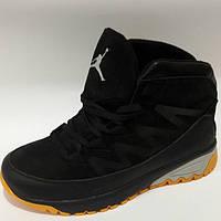Зимние кроссовки Джордан