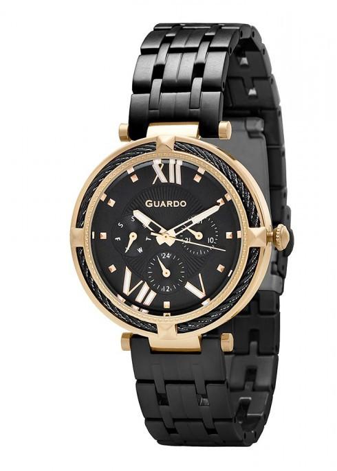 Жіночі наручні годинники Guardo T01030(m1) RgsBB