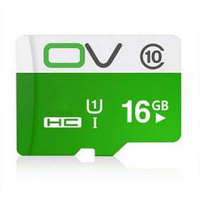 OV 16GB Class 10 Высокоскоростная карта памяти TF для смарт-часов Lenovo Xiaomi Redmi Huawei MEIZU-1TopShop