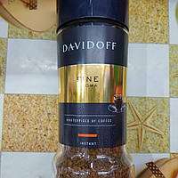 Растворимый кофе Davidoff 100грамм, фото 1