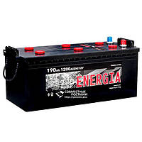 Аккумулятор Energia 190 А.З.Е. со стандартными клеммами   R, EN1200 (Европа)