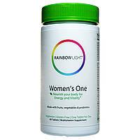Витамины для женщин, Rainbow Light, 90 таблеток