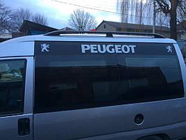 Рейлинги черные - Peugeot Expert 1996-2007