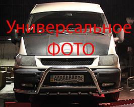 Передня дуга з вусами WT003 (нерж.) - Renault Master 2004-2010 рр.