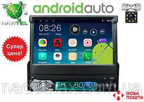 "1din автомагнитола Pioneer 9509, экран 7"", Android GPS, WIFI, c USB, AUX, FM + КАМЕРА!"